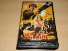 Killing Machine - Ernest Borgnine - Hunter Home -  VHS