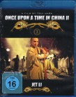 ONCE UPON A TIME IN CHINA II Blu-ray - Jet Li Asia Kult Hit