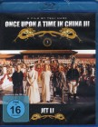 ONCE UPON A TIME IN CHINA III Blu-ray -Jet Li Asia Tsui Hark