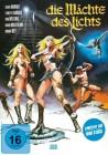 Die Mächte des Lichts - Sorceress (Limited Edition, DVD)