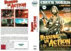 (VHS) Missing in Action 2 - Die Rückkehr -  Chuck Norris