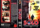 (VHS) Solo - Mario Van Peebles - ungekürzt -Columbia TriStar