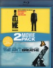 YOU KILL ME + THE AIR I BREATHE - 2x Blu-ray super Filme!