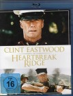 HEARTBREAK RIDGE Blu-ray - Clint Eastwood Klasssiker