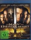 DER MANN MIT DER EISERNEN MASKE Blu-ray - Leonardo Di Caprio