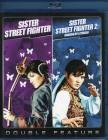 SISTER STREET FIGHTER 1+2 -Blu-ray Import RAR Asia Klassiker
