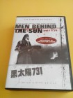 MEN BEHIND THE SUN THE COMPLETE COLLECTION SAMMELBOX 4 DVD