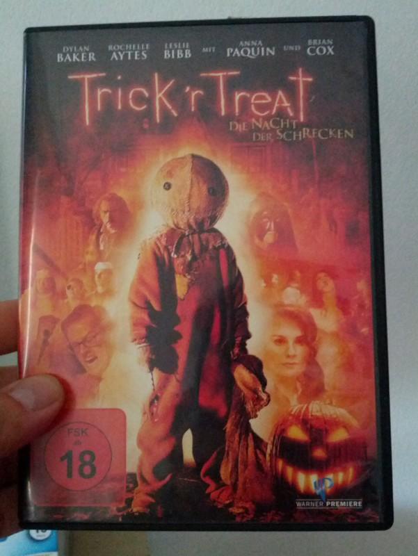 TRICK 'R TREAT - Die Nacht der Schrecken - DVD - uncut