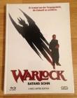 Warlock - Satans Sohn Mediabook Cover B von NSM