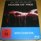 House Of Wax Limitierte Steelbook-Edition Blu-ray Neu & OVP