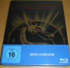 Mortal Kombat  Steelbook-Edition  Blu-ray  Neu & OVP