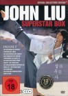 John Liu - Superstar Box (Schuber / 12 Filme)