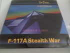 Laser disc F-117A Stealth War