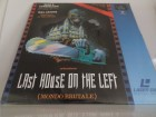Laser disc Last house on the left