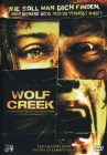 Wolf Creek - 2 DVDs (Unrated & Dir. Cut / kleine Hartbox)