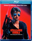 Sylvester Stallone - Cobra - Crime is a disease - BR