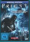 Priest DVD mit Vermietrecht Paul Bettany sehr guter Zustand