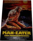 MAN-EATER - Poster 42x29,5 cm