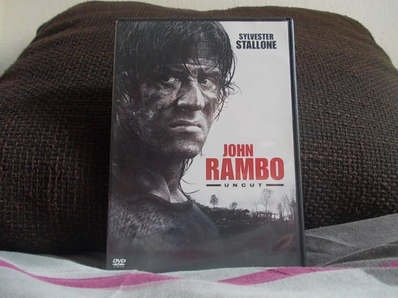 John Rambo 4 Uncut DVD