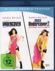MISS UNDERCOVER 1+2 - 2x Blu-ray Sandra Bullock