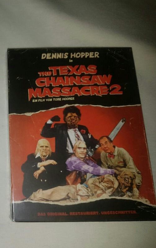 Texas Chainsaw 2 Digipack