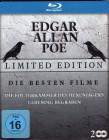 EDGAR ALLAN POE Limited Edition -Die besten Filme 2x Blu-ray