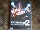 Kickboxer 2 - Der Champ Kehrt Zurück - Sasha Mitchell - Dvd