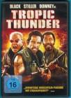 Tropic Thunder DVD Ben Stiller, Jack Black sehr guter Zust.