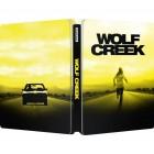 WOLF CREEK  - BLU-RAY STEELBOOK - LIMITED EDITION - UNCUT