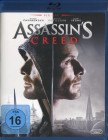 Assassin's Creed (Uncut/ Blu-ray)