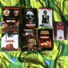 Martyrs / Mediabook / Evil Dead / Inside / Manson family
