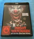 The Night Watchmen - Blu-Ray - neuwertiger Zustand