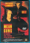 Mean Guns DVD Ice T, Christopher Lambert NEU/OVP