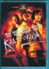 Kalifornia DVD Brad Pitt , Juliette Lewis sehr guter Zustand