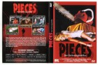 PIECES - DER KETTENSÄGENKILLER - UNCUT - XT - AMARAY