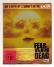 Fear the Walking Dead - Staffel 2 - Uncut Blu Ray Steelbook