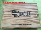 TANZ DER TEUFEL 2 -- Wood Ed. HOLZBOX ----- OVP, NEU, RAR !!