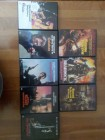 Missing in Action 1 - 3 DVD, Dirty Harry 1-5 DVD