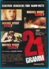 21 Gramm DVD Sean Penn, Benicio Del Toro, Naomi Watts NEUW.