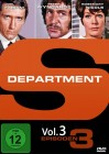 25x Department S Vol. 3 - DVD