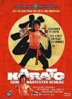 Mediabook - Karato - Sein härtester Schlag - BD  (N)