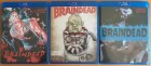 3x Braindead - BD + DVD Lim 33 alle Cover