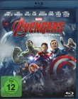 AVENGERS - AGE OF ULTRON Blu-ray - Marvel Spektakel Teil 2