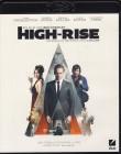 HIGH-RISE Blu-ray - Tom Hiddleston Jeremy Irons - klasse!