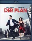 DER PLAN Blu-ray - Matt Damon Emily Blunt Top SciFi Thriller