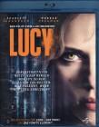 LUCY Blu-ray - Scarlett Johansson Luc Besson SciFi Thriller