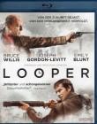 LOOPER Blu-ray - Bruce Willis Emily Blunt SciFi Thriller