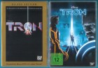 Tron - 2 Disc Deluxe Edition DVD Jeff Bridges NEUWERTIG