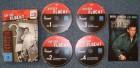 Auf der Flucht - BuchBox mit 4 DVDs  (X) selten rar