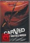 Carved - The Slit Mouthed Women - Strong Uncut - DVD NEU OVP